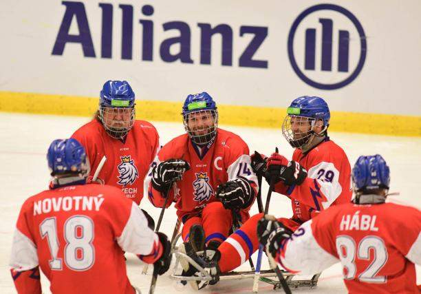 2019 World Para Ice Hockey Championships Kicked Off To A Record