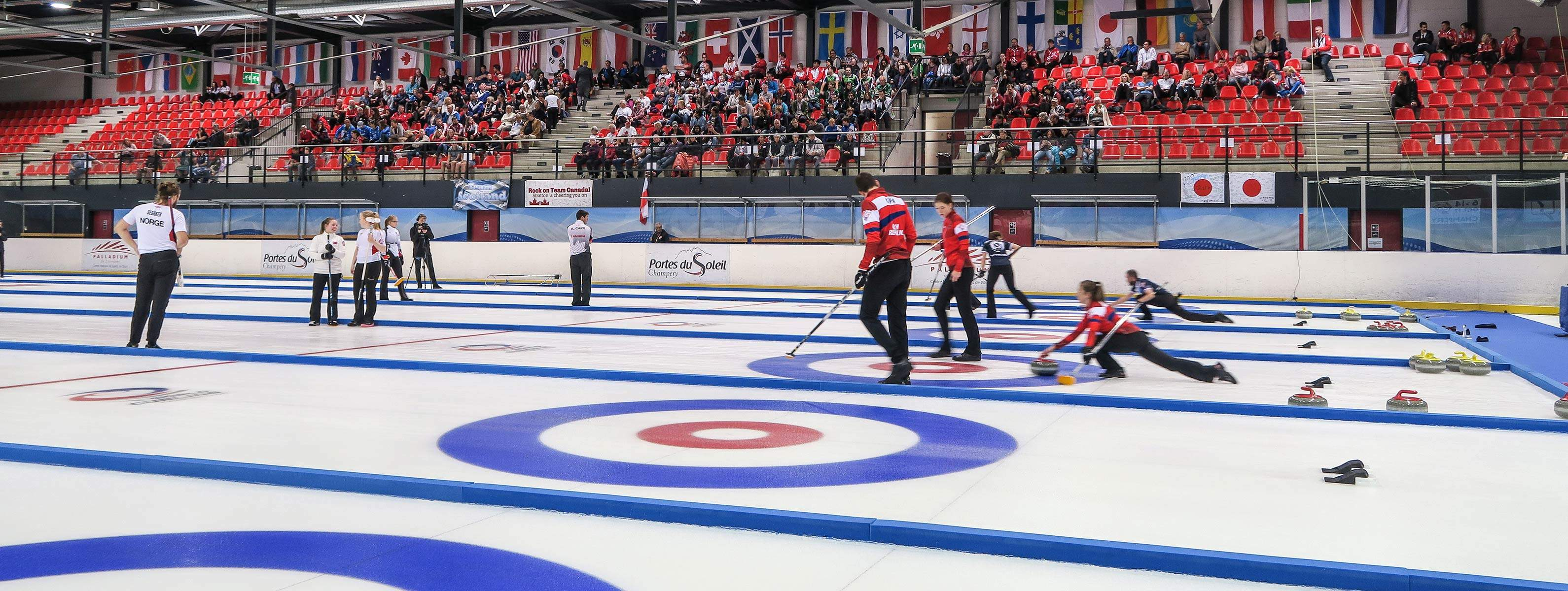 Curling At The 2020 Olympic Winter Games.Canadian Curling Team Announced For 2020 Youth Winter