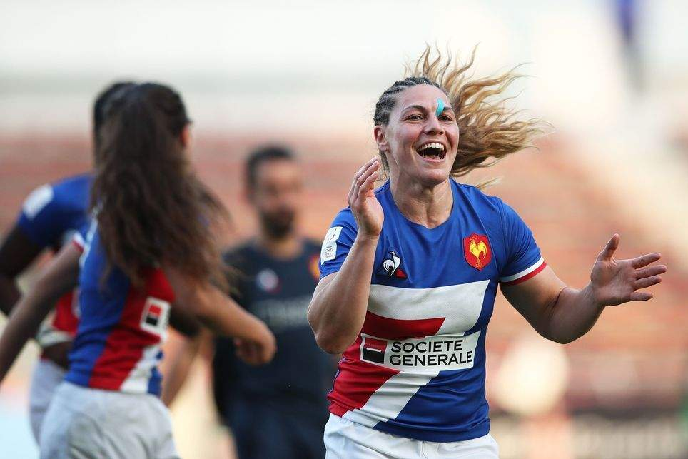 France stun New Zealand to march into Cup quarter-finals in Kitakyushu