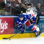 Victoria Grizzlies lose 4-2 to the Prince George Spruce Kings in Game 3. Photo by Gord Rufh ISN Sports
