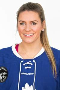 Natalie Spooner Tanouye/Canadian Women's Hockey League