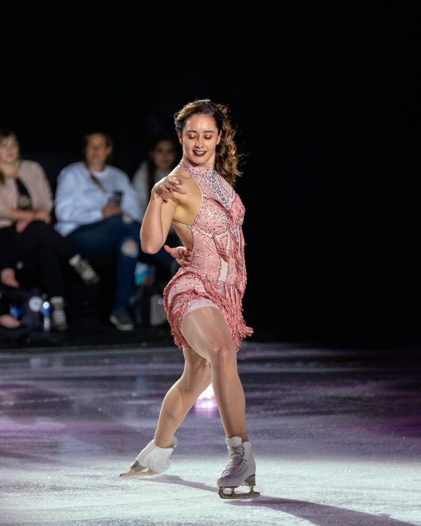 Kaetlyn Osmond Canadian figure skater. 2018 World champion, the 2018 Olympic team event champion, and the 2018 Olympic bronze medalist.