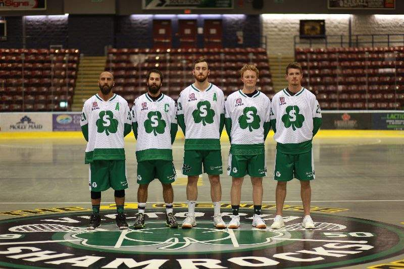 Photo Credit: Amy O'Dwyer / Victoria Shamrocks
