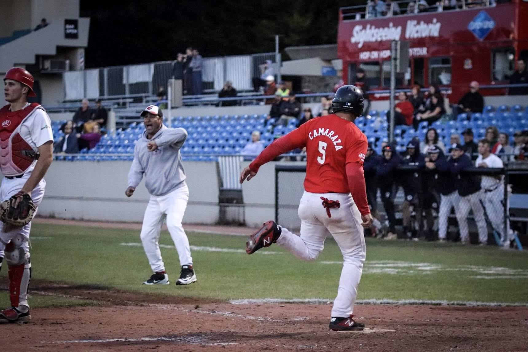Harbourcats vs Cuba. Photo by Nathanael Laranjeiras