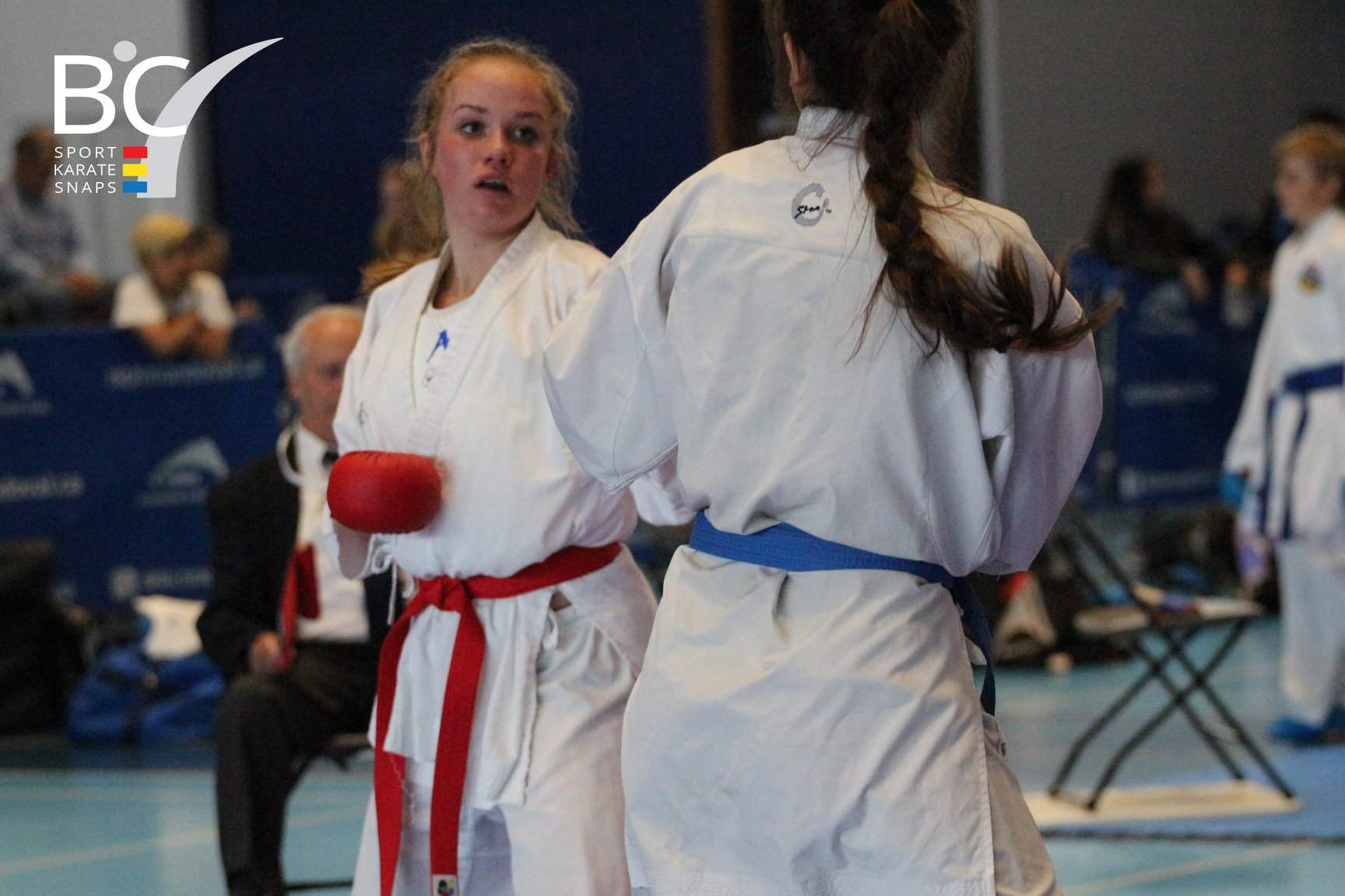 Sofia Devlin Photo BC Sport Karate Snaps