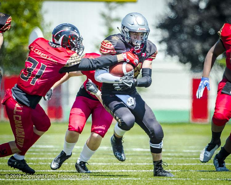 July 22, 2019 (ISN) - All Canada Bowl image - Erich Eichhorn image (www.allsportmedia.ca)
