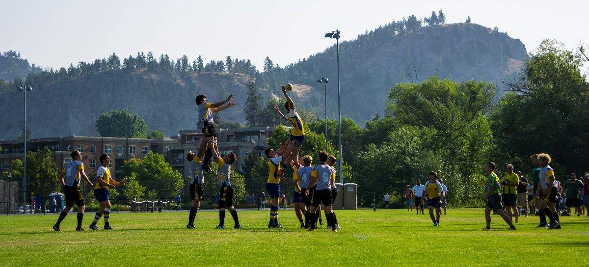 Parkinson Recreation Park in Kelowna will once again be the venue for the U16 Western Canadian Championships  Image Credit - BC Rugby