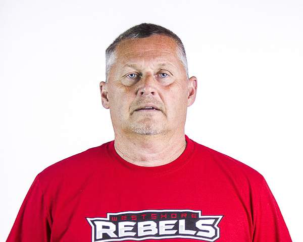 File Photo (ISN) - Westshore Rebels President Rob Lervold likes what he sees in his third season as head of the organization - Erich Eichhorn image