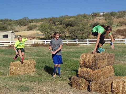 Rise Ranch Challenge