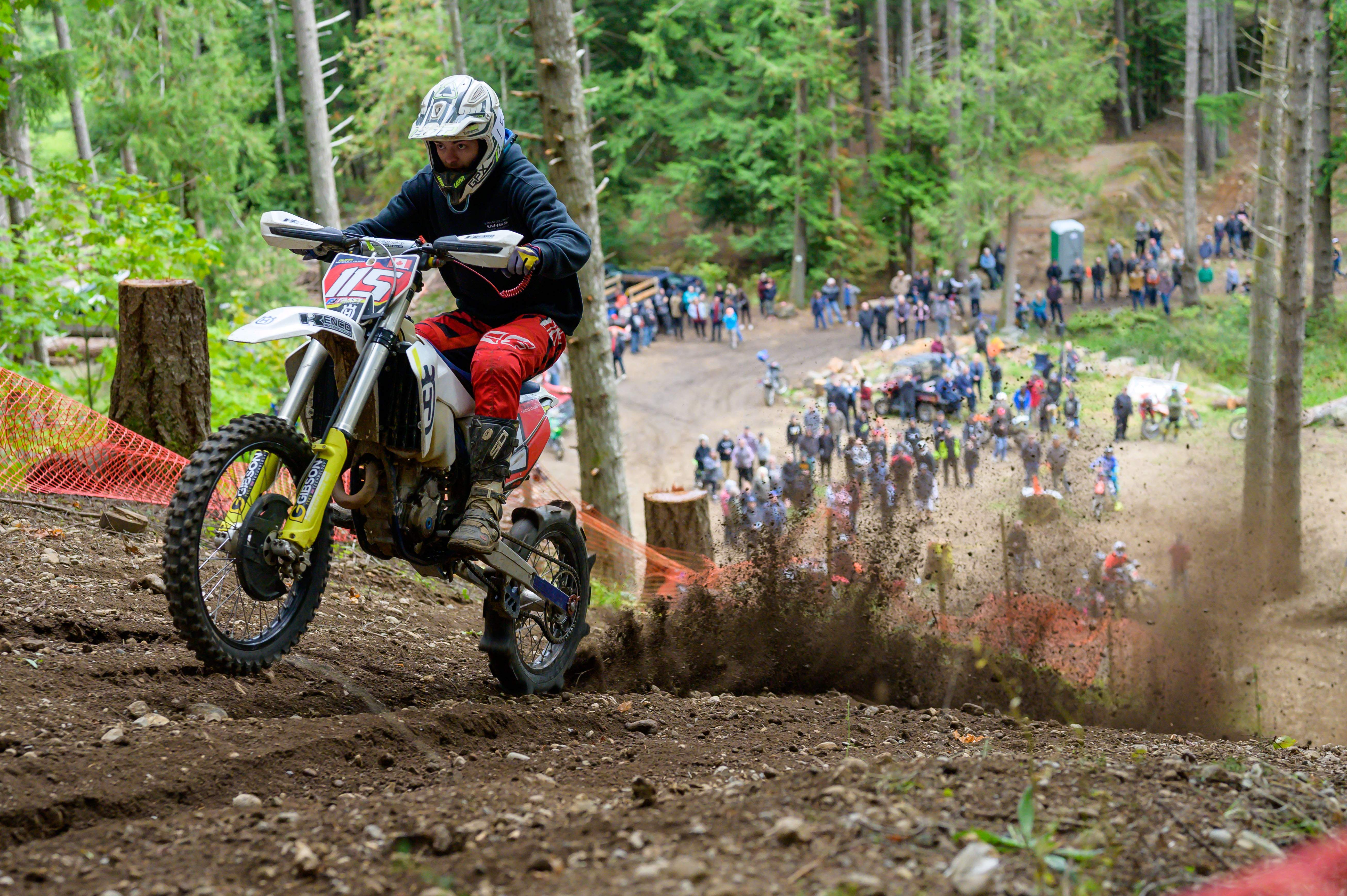 Hillclimb Race at the Victoria Motorcycle Club,Photos by Craig Pullan ISN
