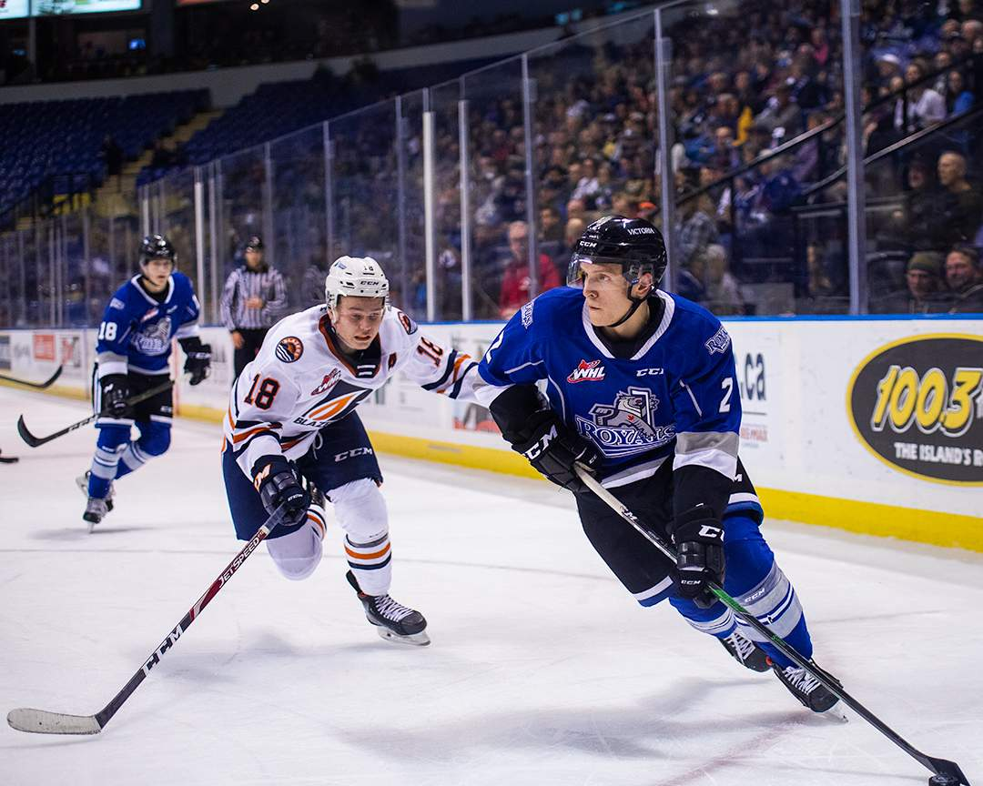Royals vs Blazers 10/26/19 - Photo by Nathanael Laranjeiras