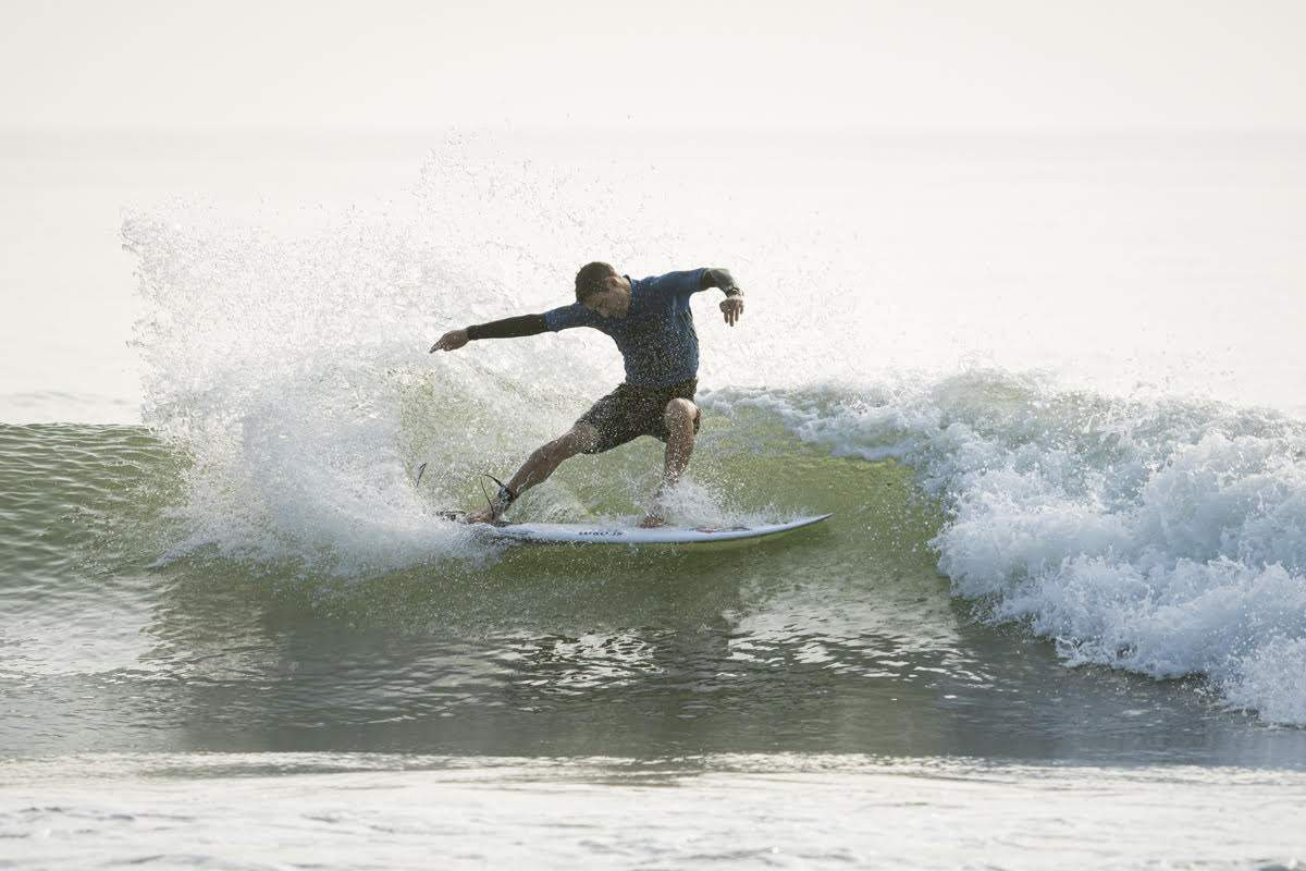 Tofino's Peter Devries,photo by Surf Canada