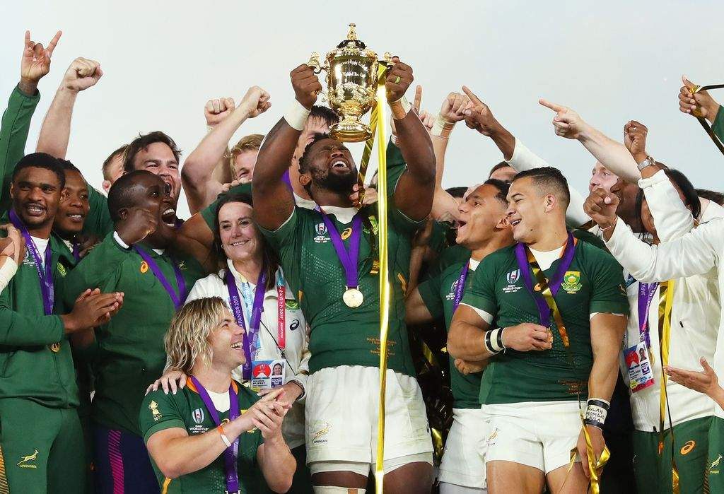 Boks Rugby World Cup Champs 2019 Isn