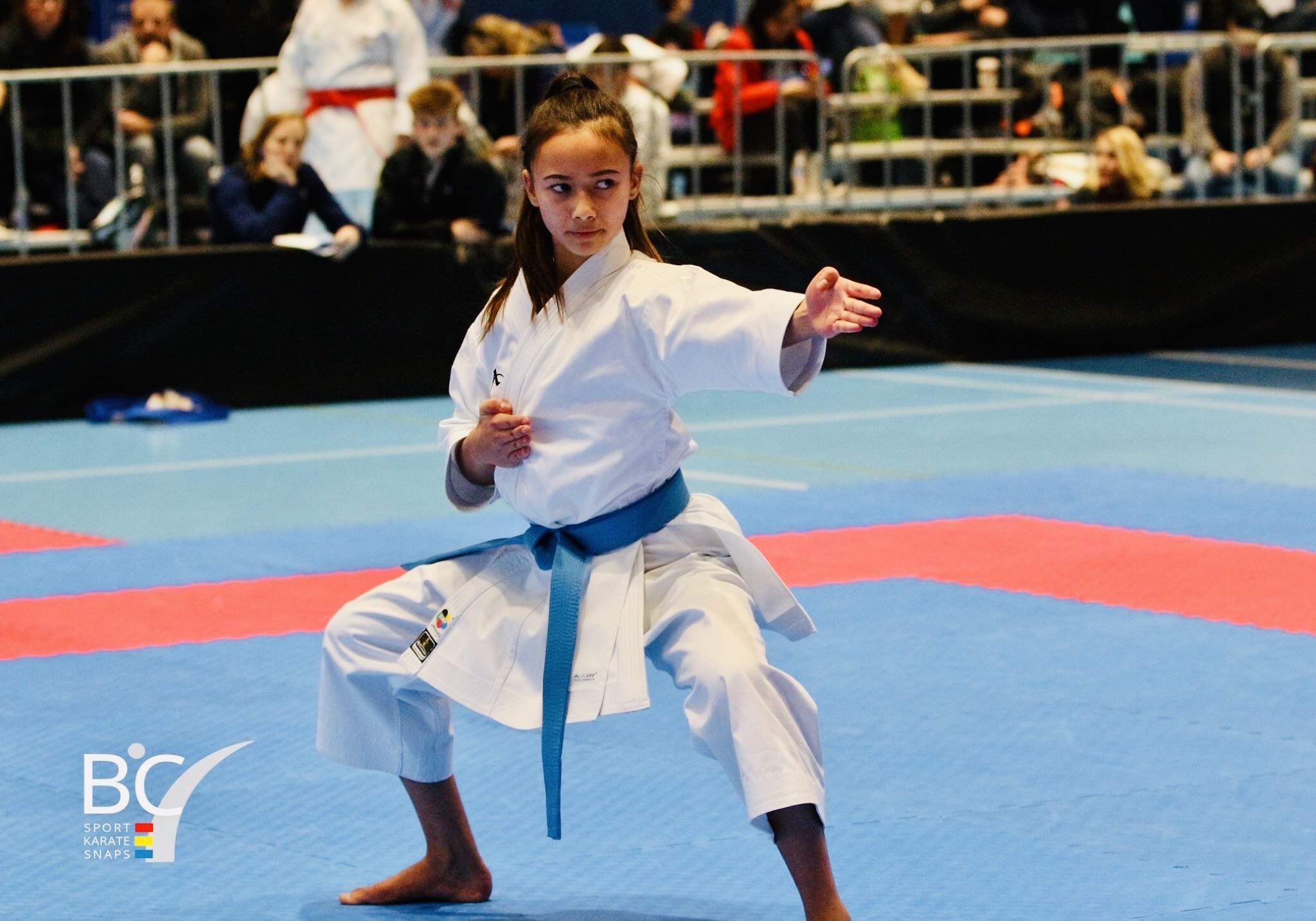 BC Sport Karate Snaps for Photos with permission