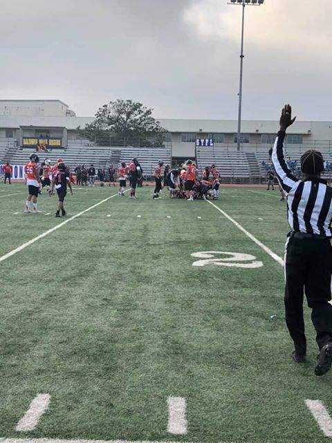 Snoop Dogg Youth Football National Championship,photos by Nora Steves