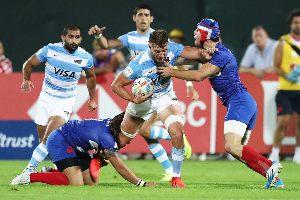 Fiji fail to make quarter-finals after thrilling day two in Dubai
