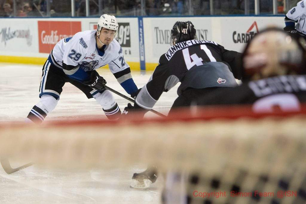 20200118; Victoria Royals host the Vancouver Giants at Save on Foods Memorial Arena. Photos copyright Simon Fearn