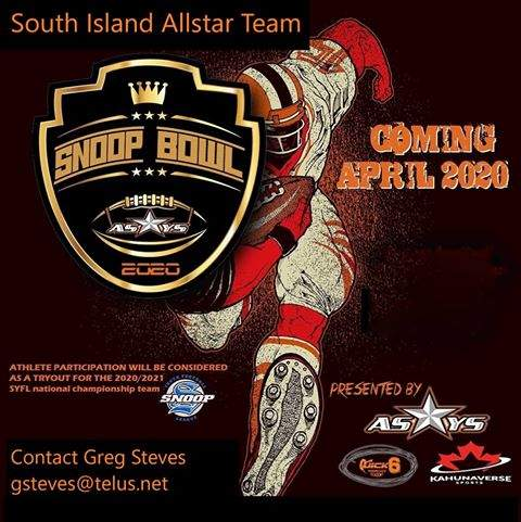 south island All Star team