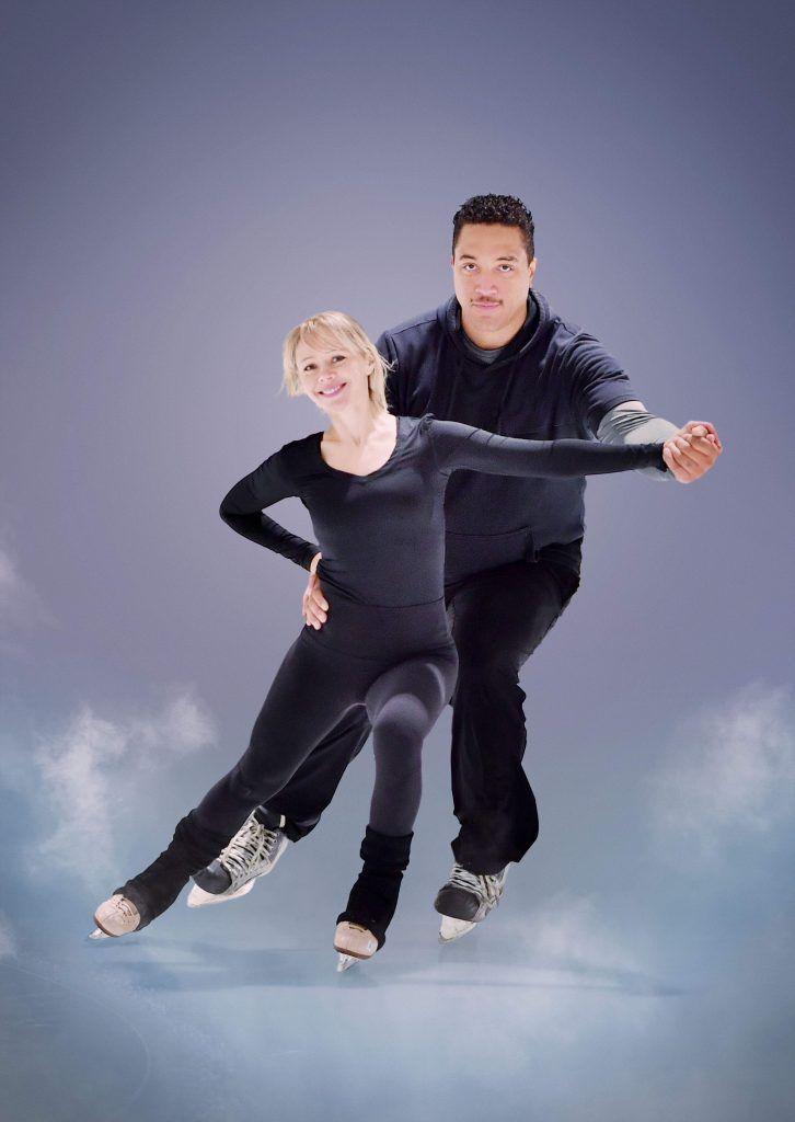 Violetta Afanasieva and Anthony Stewart. Courtesy of CBC.