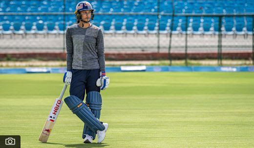 Smriti Mandhana. Photo Red Bull.