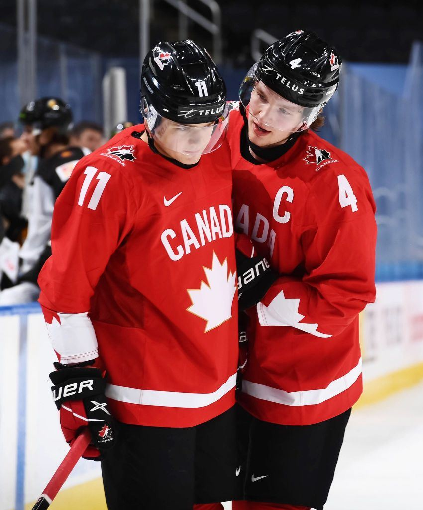 Photos by Andrea Leigh Cardin/HHOF-IIHF Images