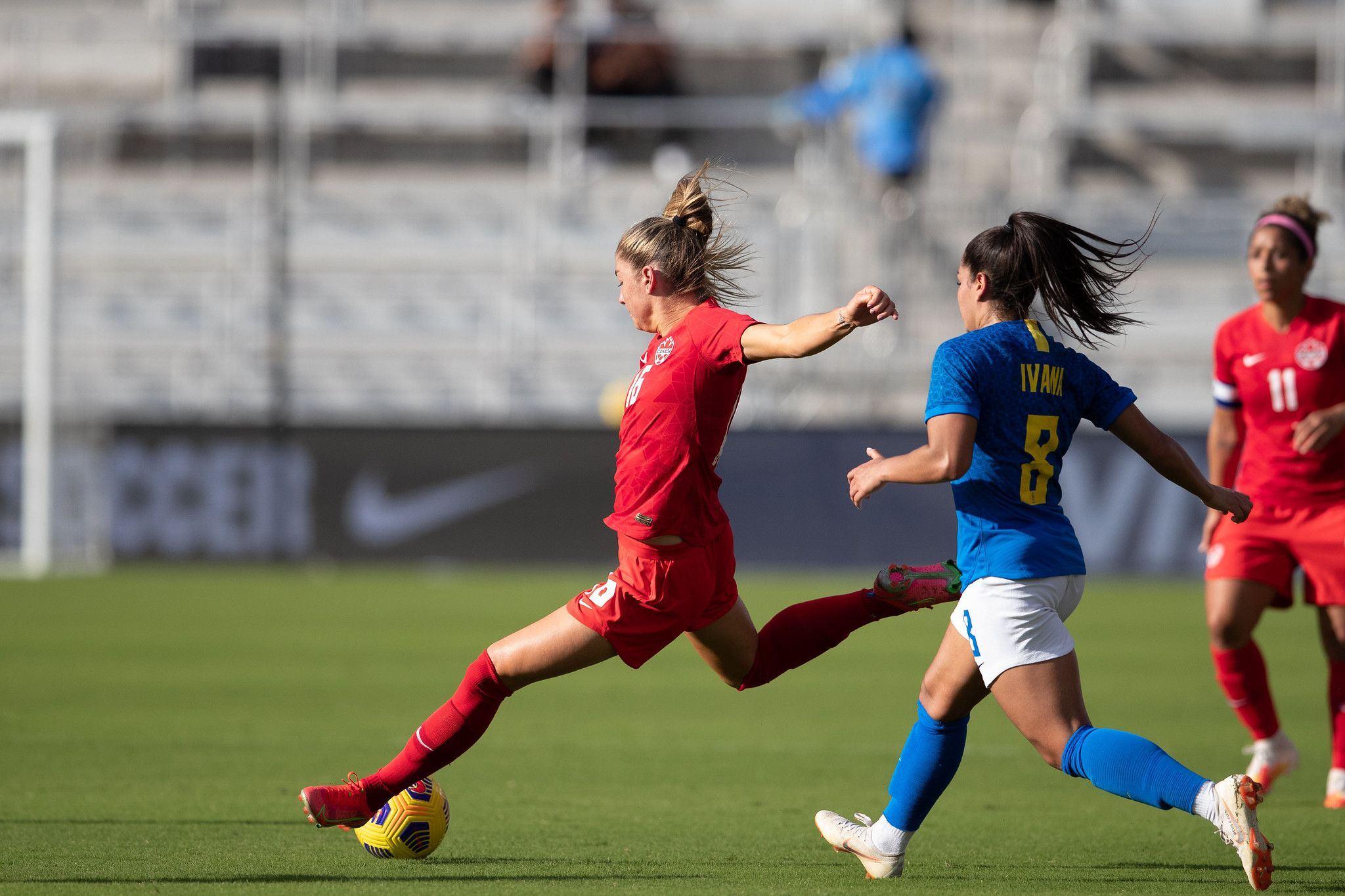 Credit Canada Soccer / Jeremy Reper