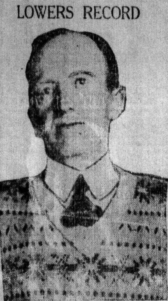 Ernest (Ernie) McCadden May 1925